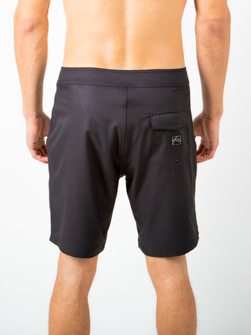 "COMPETITION 19"" BOARDSHORT - BLACK"
