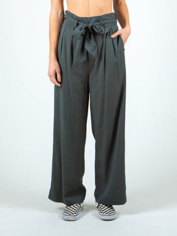BEAU PANT - FOREST TEAL