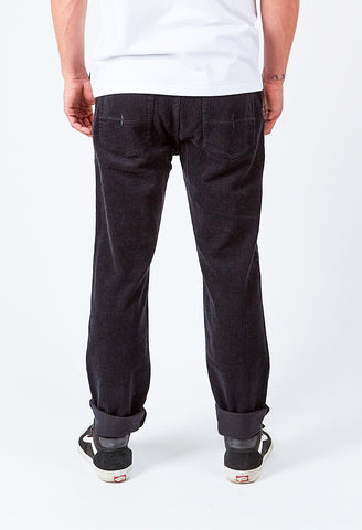 RIFTS CORD PANT - BLACK