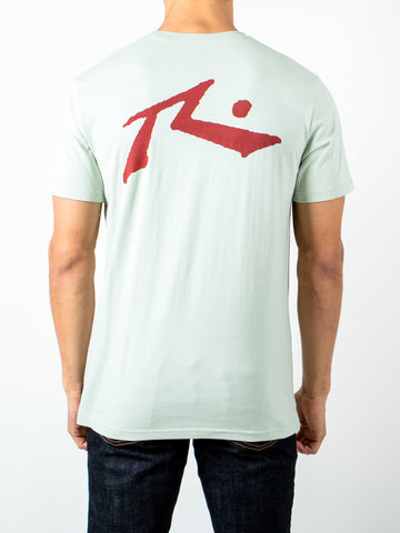 COMPETITION SHORT SLEEVE TEE - SAGE