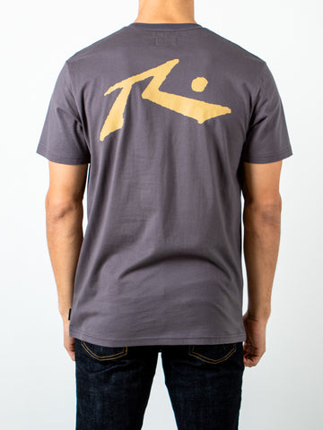 COMPETITION SHORT SLEEVE TEE - SHARK GREY