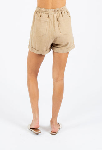 RUNDOWN SHORT - SAFARI