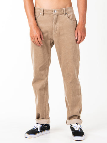 RIFTS CORD PANT - LIGHT FENNEL