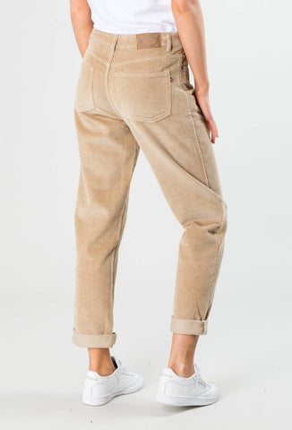 MAZEY BOYFRIEND PANT - LIGHT FENNEL
