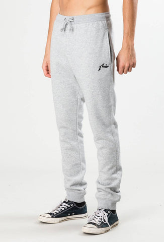 COMPETITION TRACKPANT - GREY MARLE 1