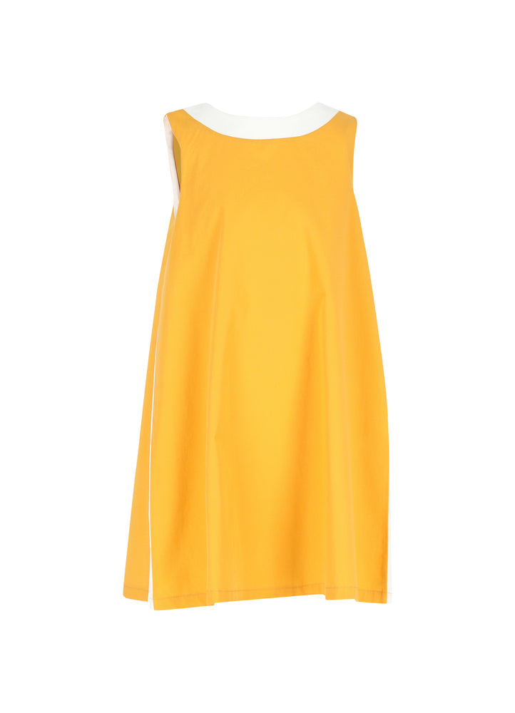Load image into Gallery viewer, Dress No 1   - Beeswax/White