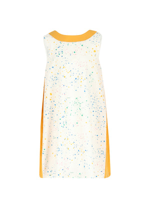 Load image into Gallery viewer, Dress No 1   - Splash Print/Beeswax