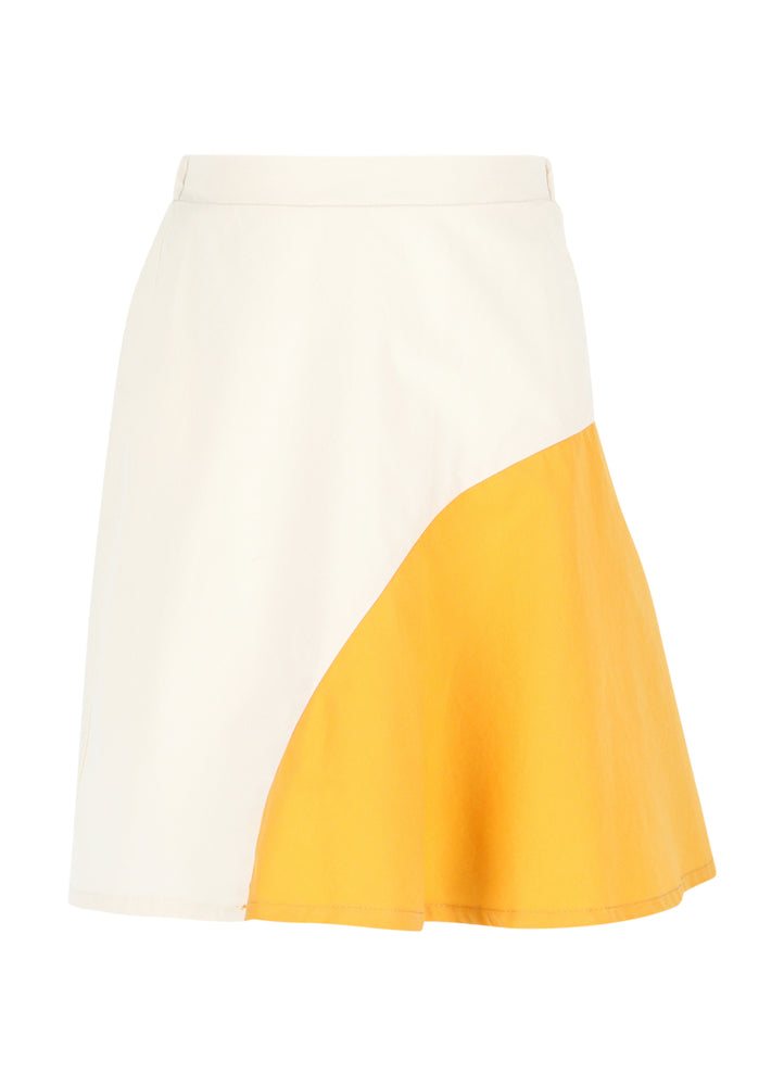 Skirt  No 1 - Eggnog/Beeswax