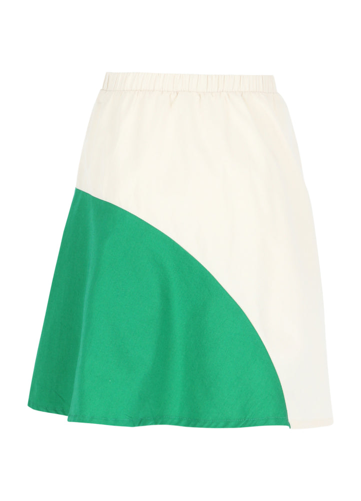 Skirt  No 1 - Eggnog/Jellybean