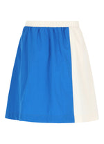 Skirt  No 2 - Blue/Eggnog