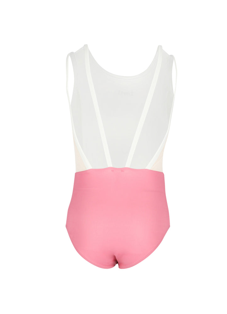 Load image into Gallery viewer, Swimsuit No 1 - Pink/Eggnog