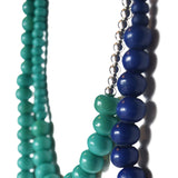 JAZZY BLUE NECKLACE