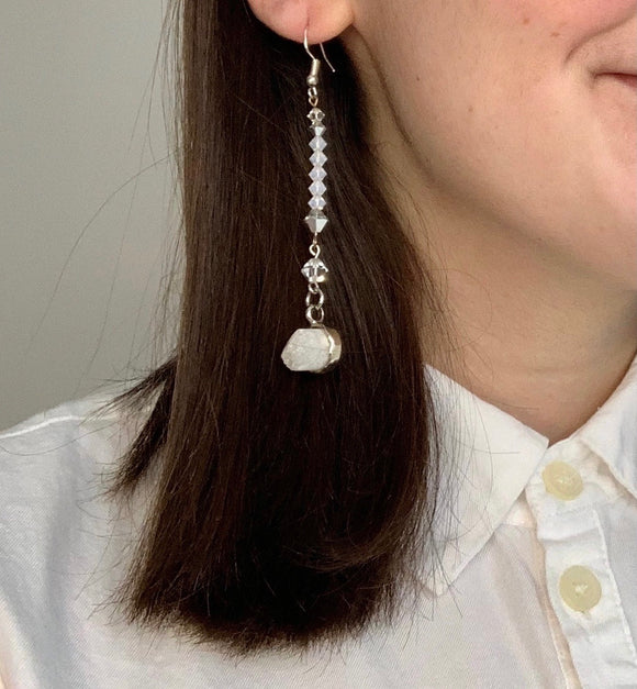 Angel Crystal Earrings