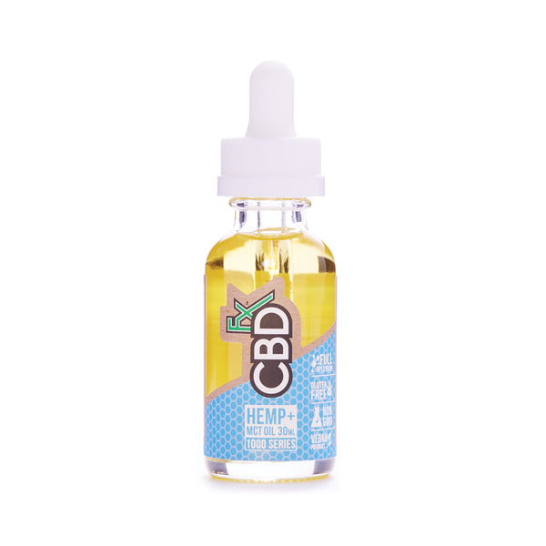 CBD OIL TINCTURE | NATURAL 500MG-1500MG