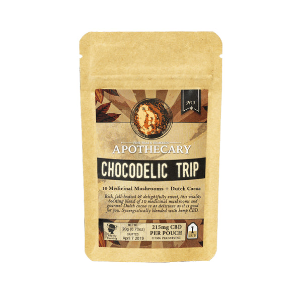 CBD HOT COCOA | CHOCODELIC TRIP