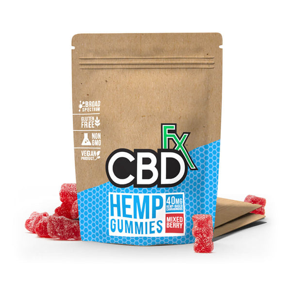 GUMMY BEARS | MIXED BERRY