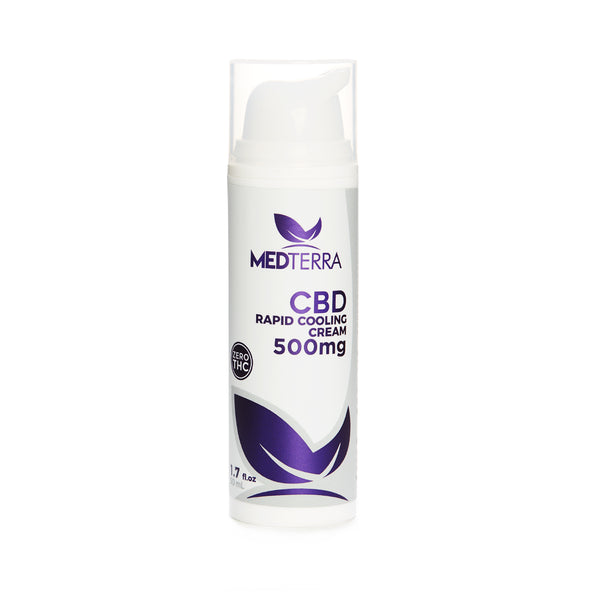 RAPID COOLING CBD CREAM