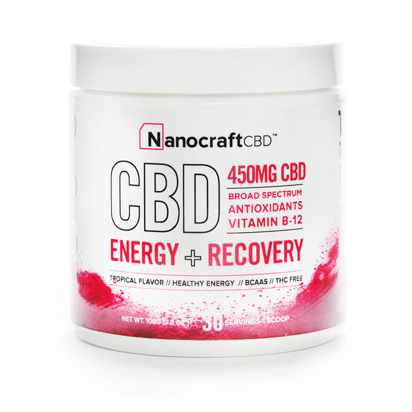 CBD ENERGY & RECOVERY POWDER