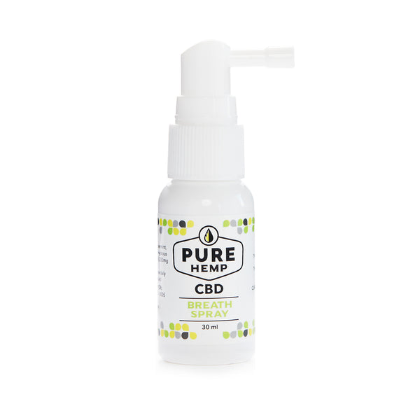 CBD BREATH SPRAY | PEPPERMINT