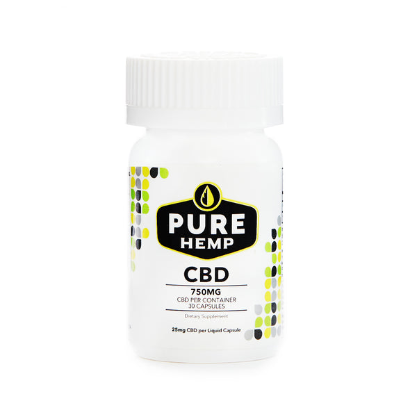 CBD LIQUID CAPSULES | 750MG