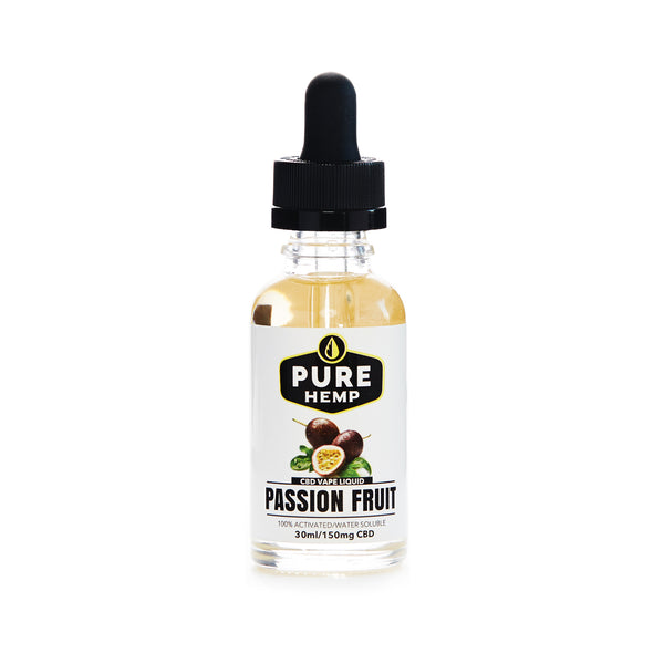 CBD E-LIQUID | PASSION FRUIT
