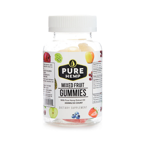 GUMMIES | MIXED FRUIT
