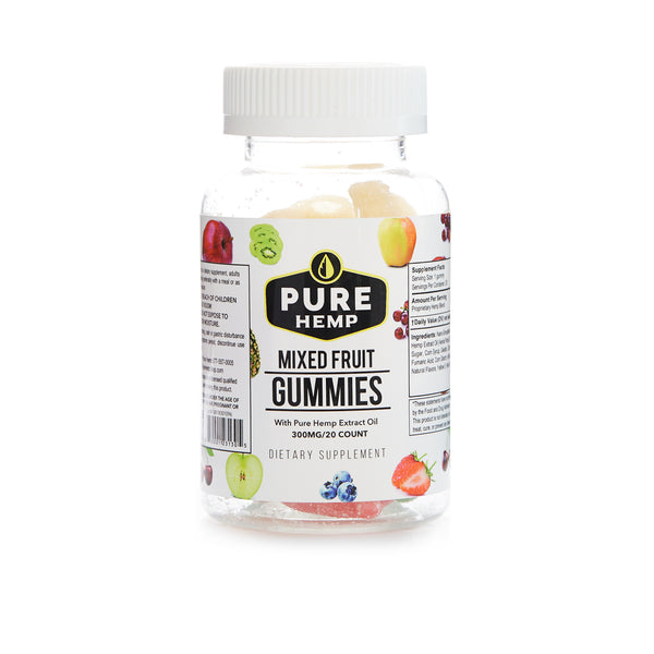 CBD GUMMIES | CHERRY BOMB