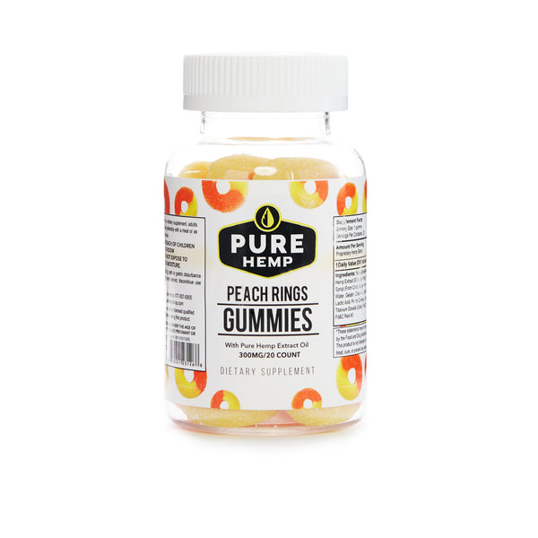 CBD GUMMIES | SOUR WORMS