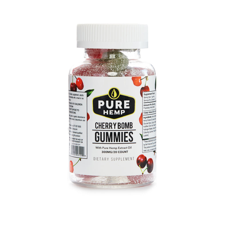 CBD GUMMIES | WATERMELON RINGS