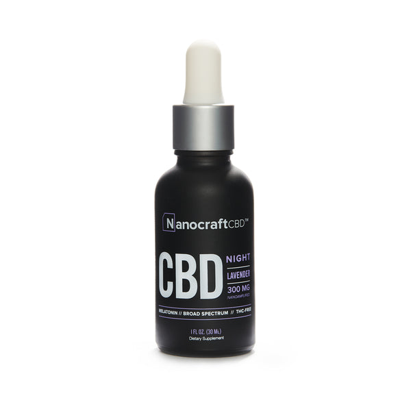 CBD NIGHT DROPS | 300MG