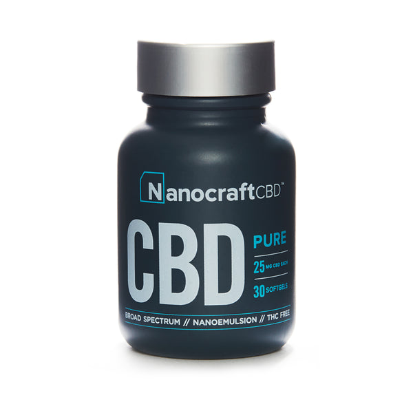 CBD SOFT GEL CAPSULES | 750MG