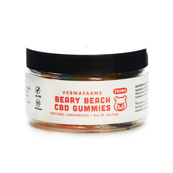 CBD GUMMIES | BEARY BEACH