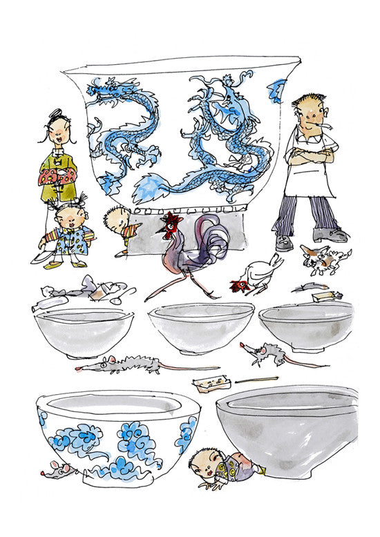 Big Pot Factory - Jingdezhen, China