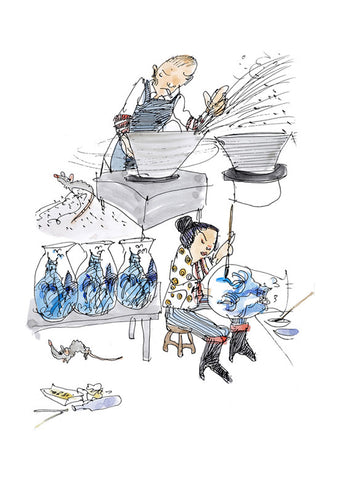 Jingdezhen Workshop