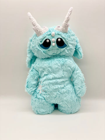 Luna Lu Blue Icicle Dragon Cuddle Cloud