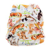 Baby Bare All-in-One (AiO) Nappy - Multiple Patterns