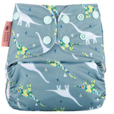 Petite Crown Packa Pocket Nappy - Multiple Patterns