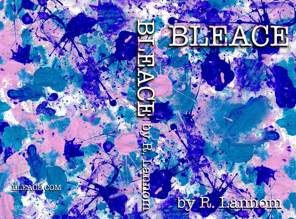 Bleace Soft Cover Novel