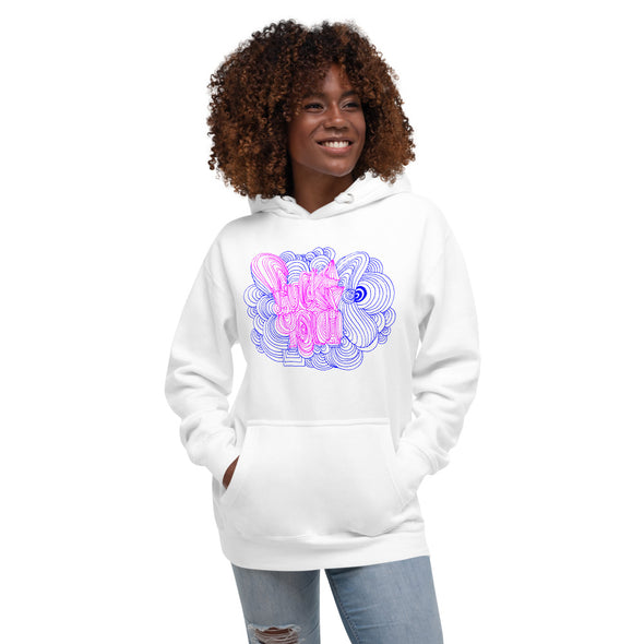 Get The Message Unisex Hoodie