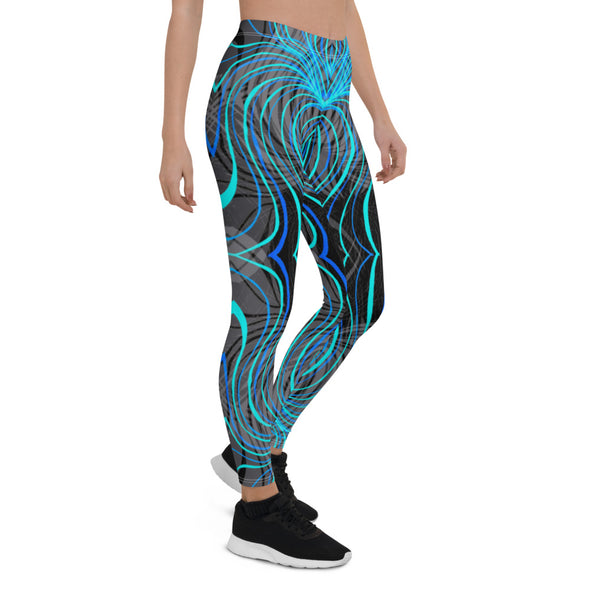 Bleace Liquid Leggings