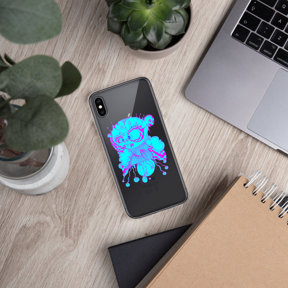 Bleace Alien iPhone Case