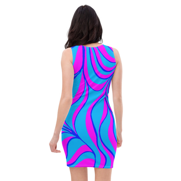 Drink Your Drink Sublimation Cut & Sew Dress