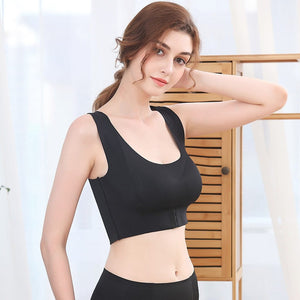 PERFECT FIT BRA™ - SEXY SEAMLESS FRONT CLOSURE SUPPORT BRA