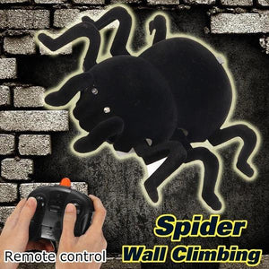 Halloween Wall Crawling Oversized Simulation Spider