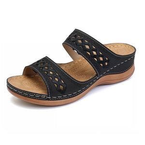 Women's Summer Vintage Open Toe Sandals