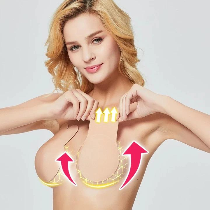 Invisible Lift-up Bra Tape - Washable & Reusable