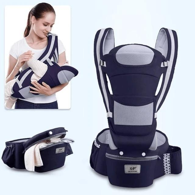 MomCare™ 15-in-1 Premium Ergonomic Baby Carrier