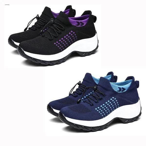 Women's Premium Lightweight Comfortable Non-slid Hiking Shoes