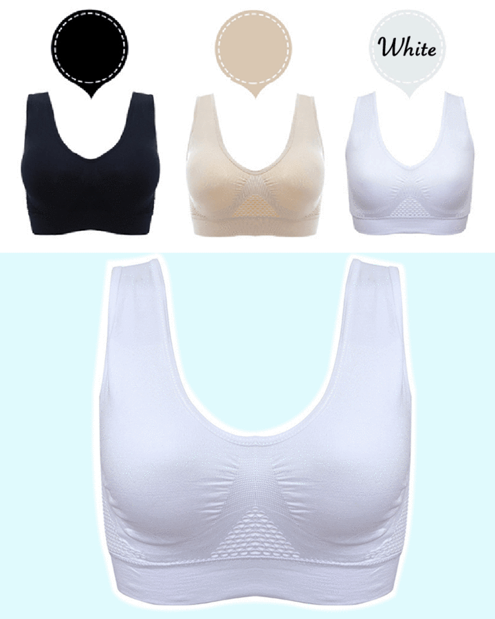 Invisible Wireless Air Bra