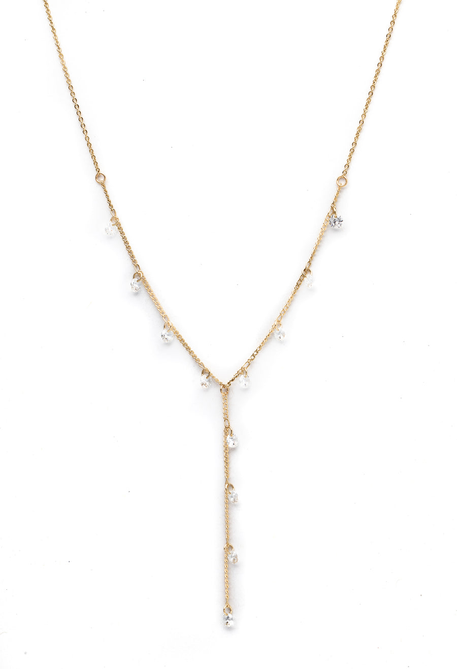 Constellation Lariat Necklace